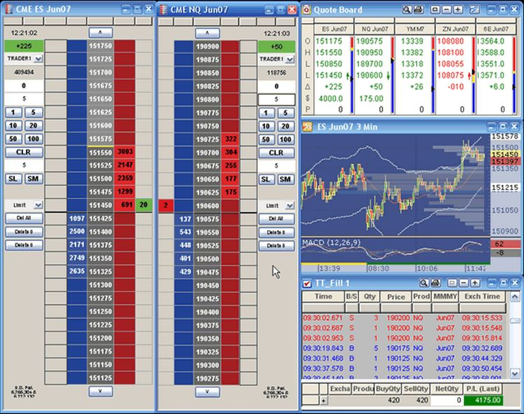 Wex trading system